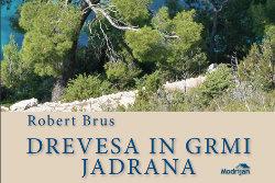 Naslovnica knjige Drevesa in grmi Jadrana
